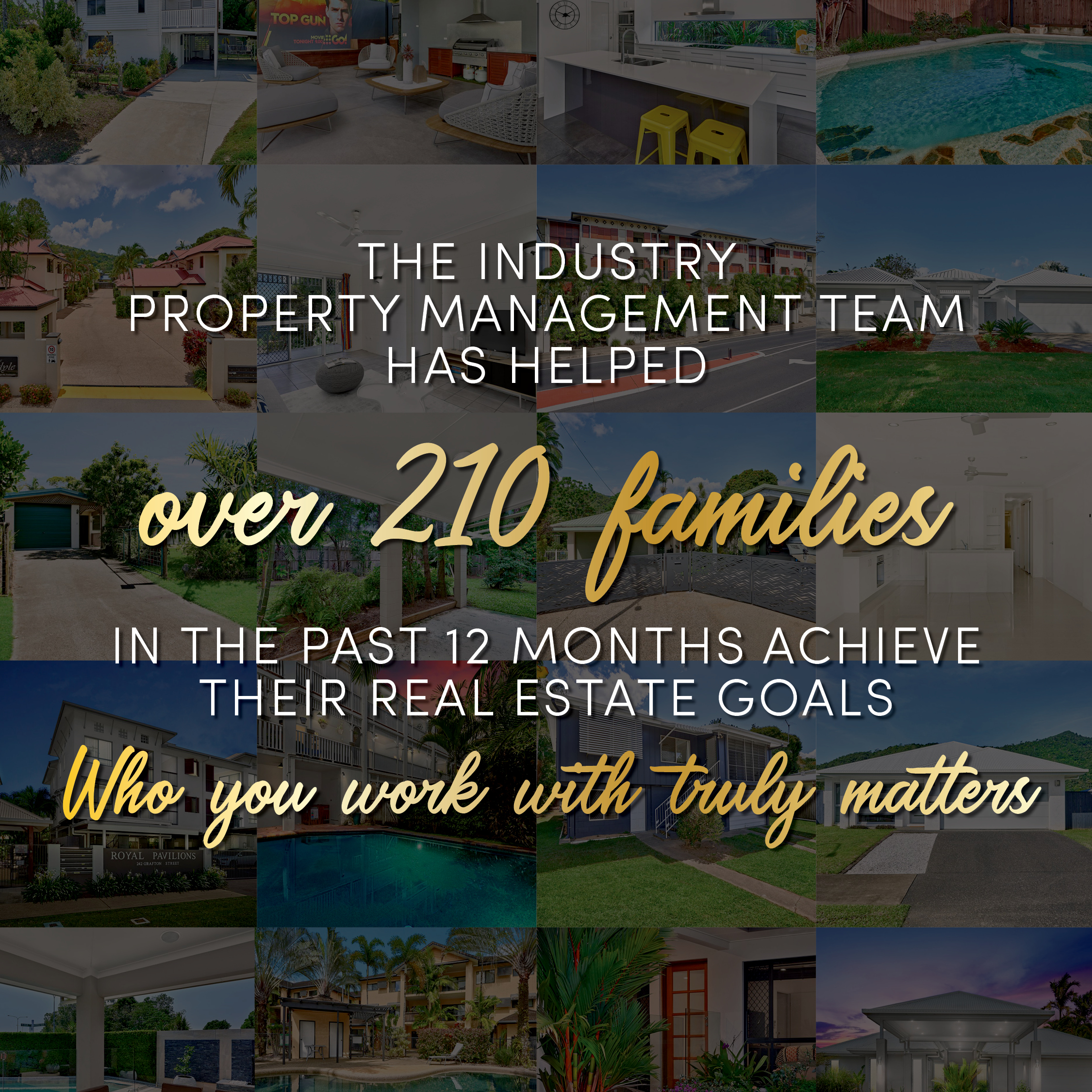 The Industry Property Management Team